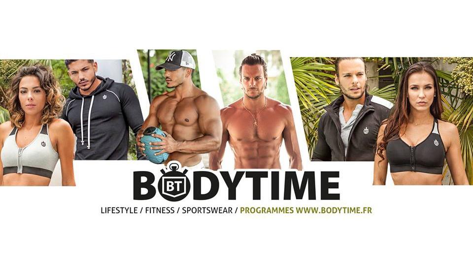 Body Time, osez le programme intensif de Alex et Pj !