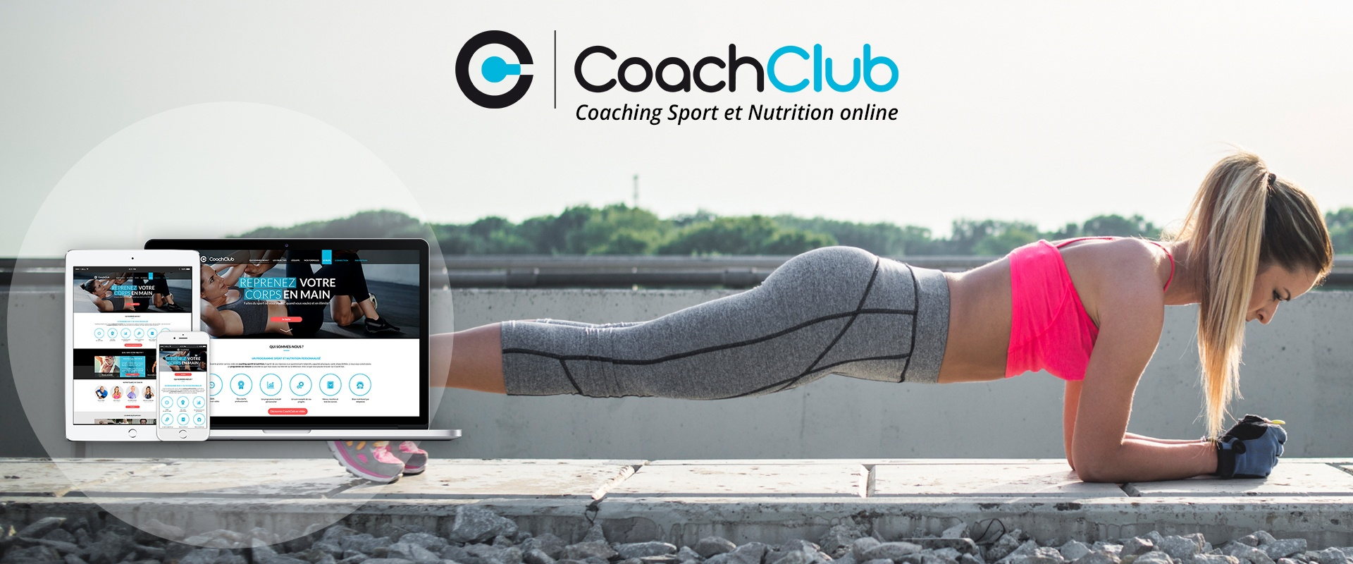 Coachclub : des coachs de renommés disponible en ligne !