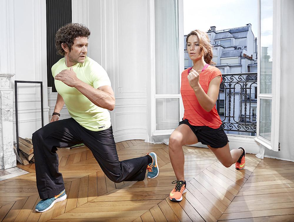 Fitnext de Erwann Menthéour, une méthode de fitness connectée !