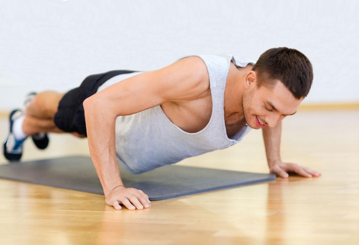 La Methode Lafay et musculation en poids de corps, la méthode idéale!