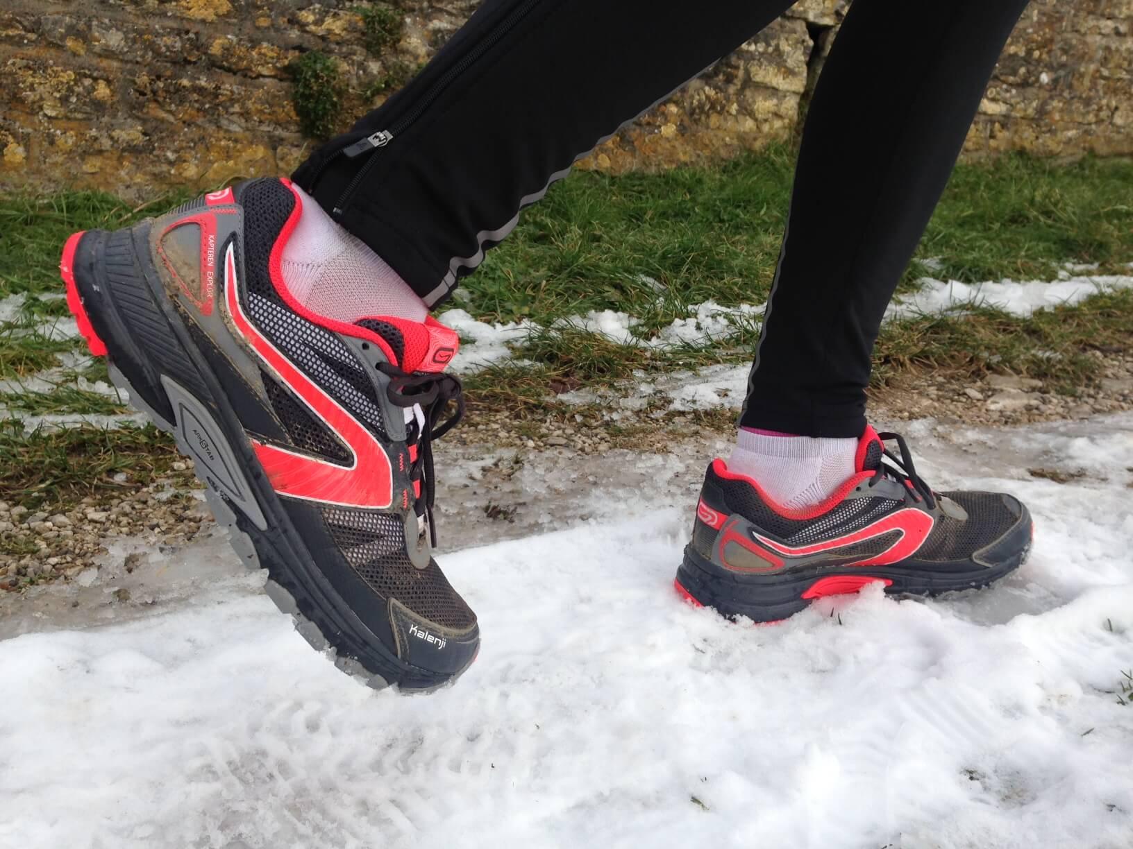 Comment bien choisir vos chaussures de trail ?