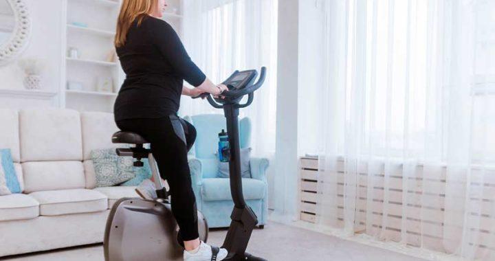 Comment utiliser un vélo d'appartement pour perdre du poids?